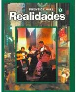 Realidades 3 Spanish Edition - front cover