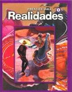 Realidades 1 - front cover