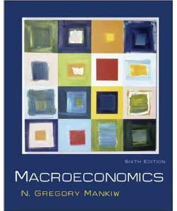 Mankiw Macroeconomics 6th Edition