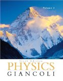 Physics: Principles with Applications Volume ii - 6th Edition front cover