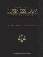 Business Law - 12th Edition cover