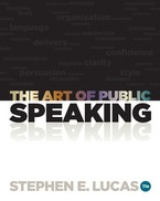 The Art of Public Speaking 11th Edition Cover