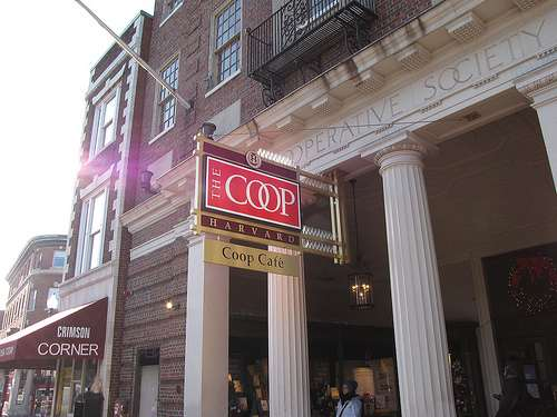 The Coop - Harvard Bookstore and Cafe